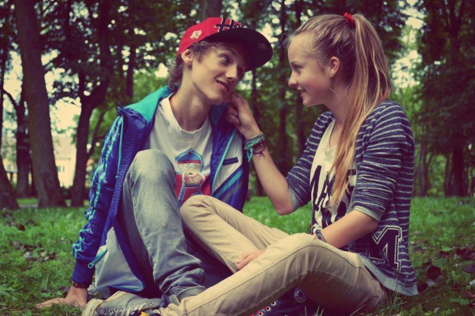 girlfriend boyfriend cute love story