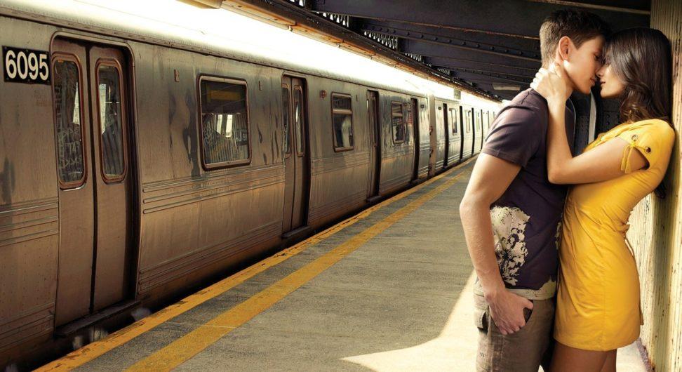 Love story in metro