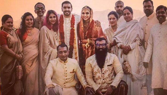 Ranveer - Deepika wedding pics8
