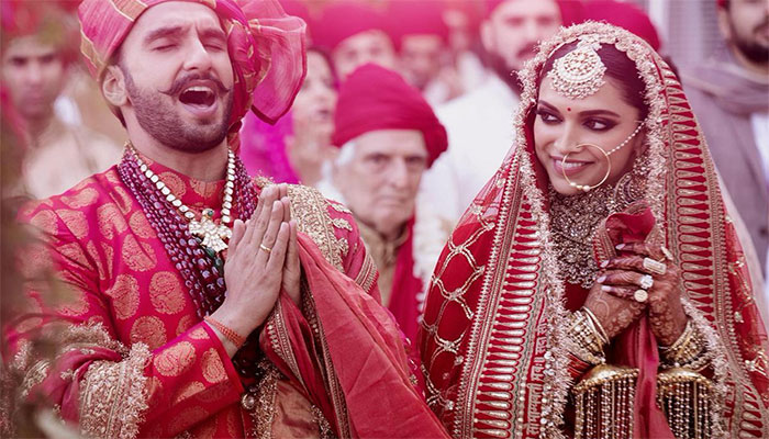 Ranveer - Deepika wedding pics 7