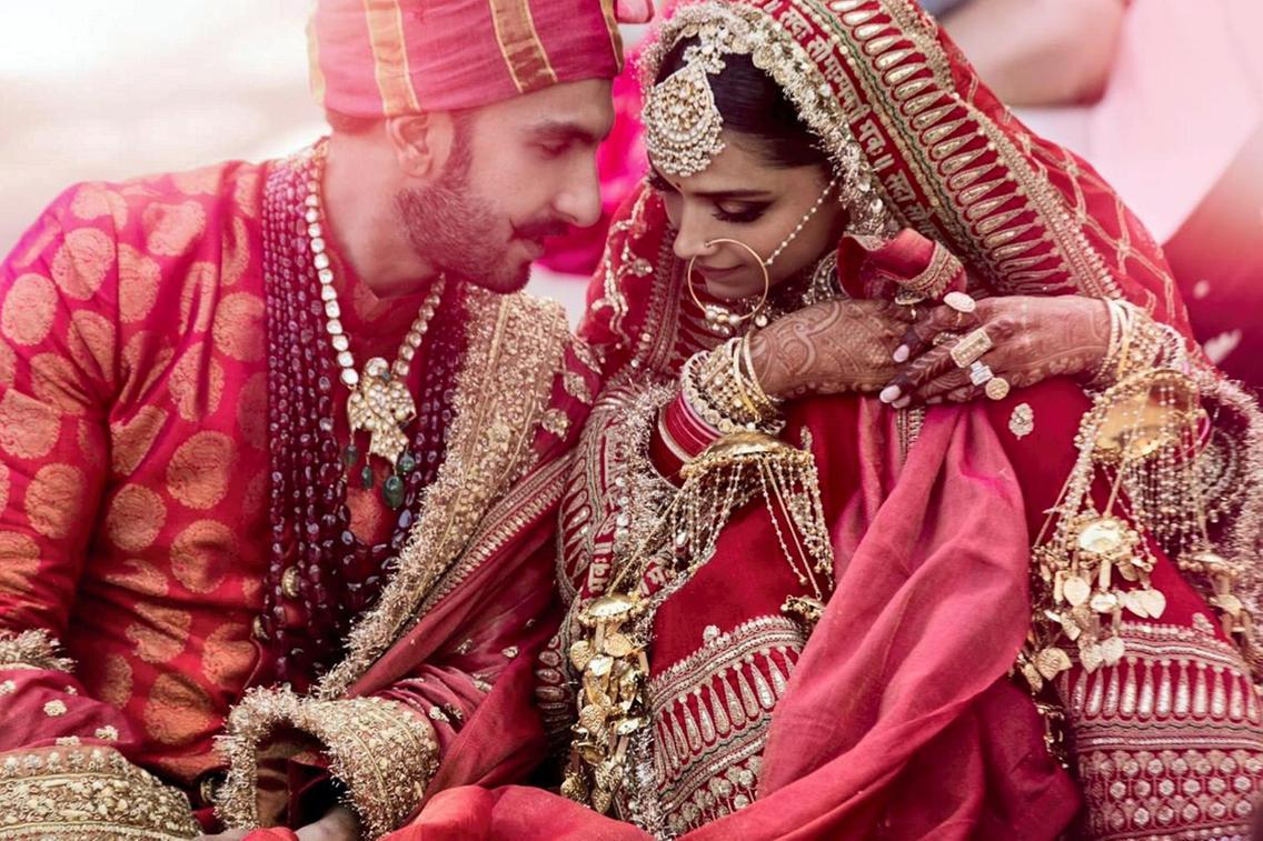 Ranveer - Deepika wedding pics 5