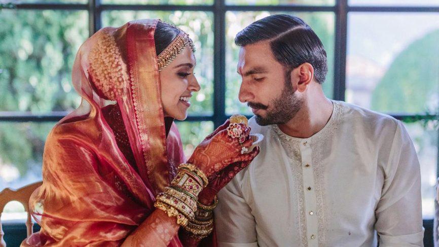 Ranveer - Deepika wedding pics 4