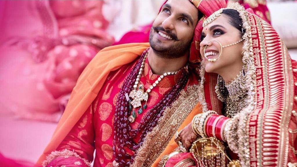 Ranveer - Deepika wedding pics