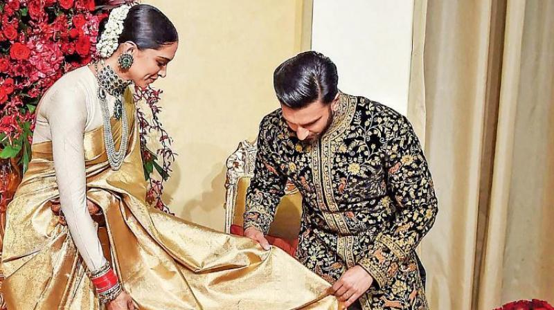 Ranveer - Deepika wedding pics 6