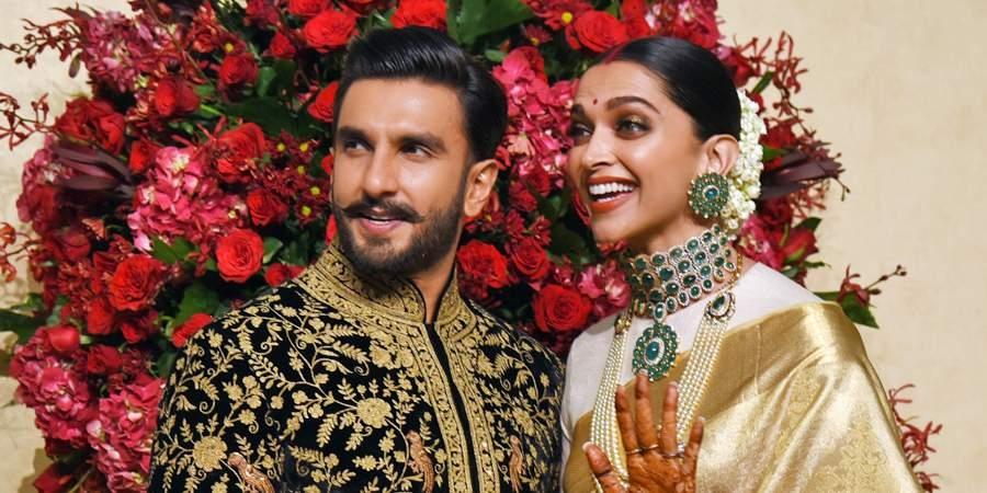 Ranveer - Deepika wedding pics 9