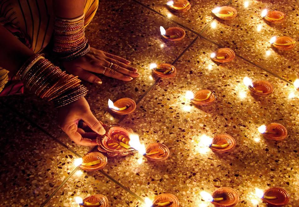 Diwali celebration poem