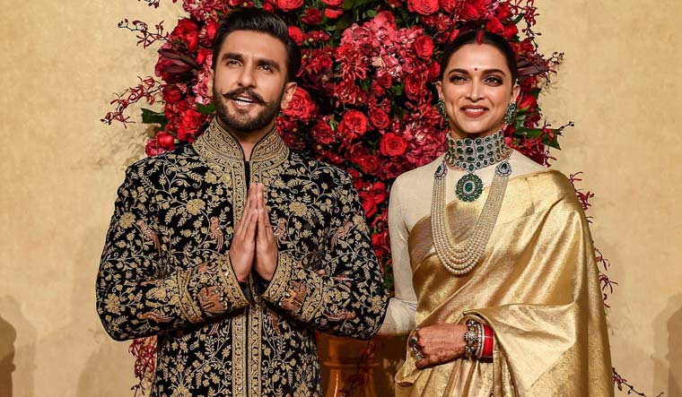 Ranveer - Deepika marriage pics